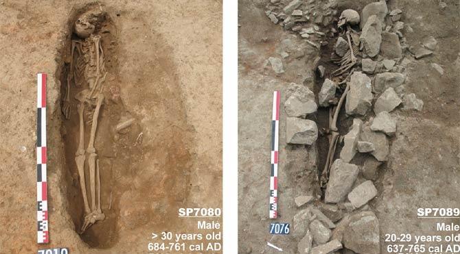 En eski Müslüman mezarları bulundu