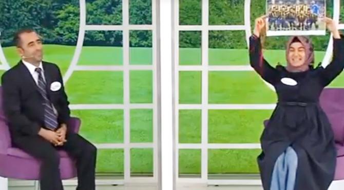 Foto: Ekran görüntüsü - Nevruz Hanım, Aziz Yıldırım'a böyle seslendi