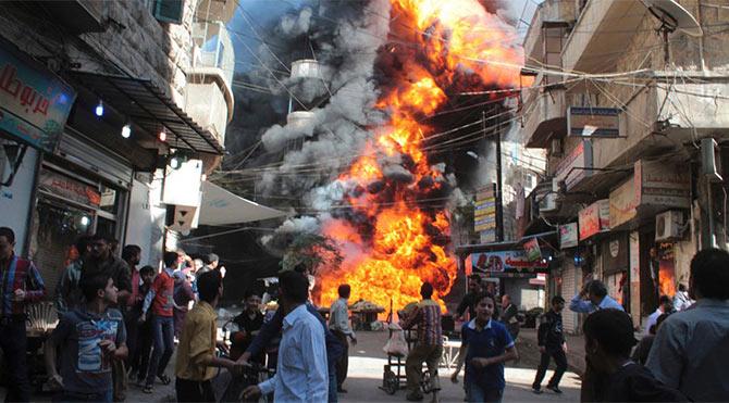Ateşkesin başladığı Suriye'de IŞİD saldırısı