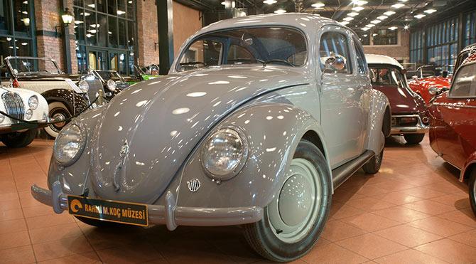 Müzeye çok özel iki araba daha