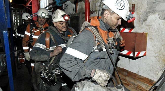 Rusya'daki maden kazasında 36 madenci hayatını kaybetti