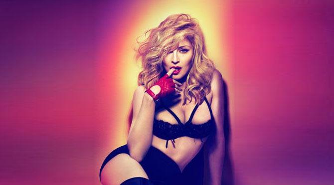 "Madonna: ""Antrenörüm sevgilimle birlikte oldu"""