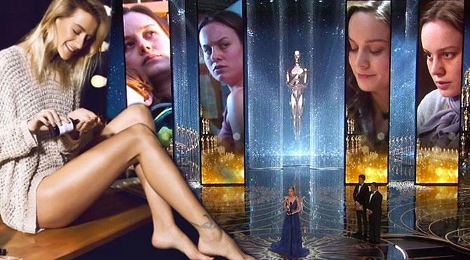 Sosyal medyada ünlülerin Oscar paylaşımları