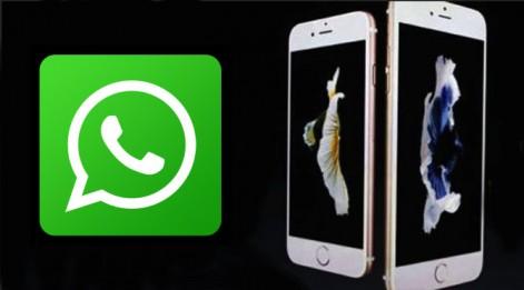 Whatsapp iPhone için güncellendi