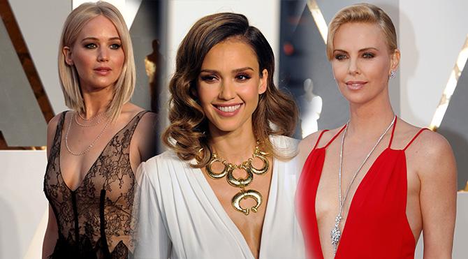 2016 Oscar Töreni en iyi saç-makyaj görünümleri