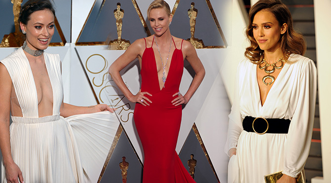 Oscar 2016: Kim ne giydi?
