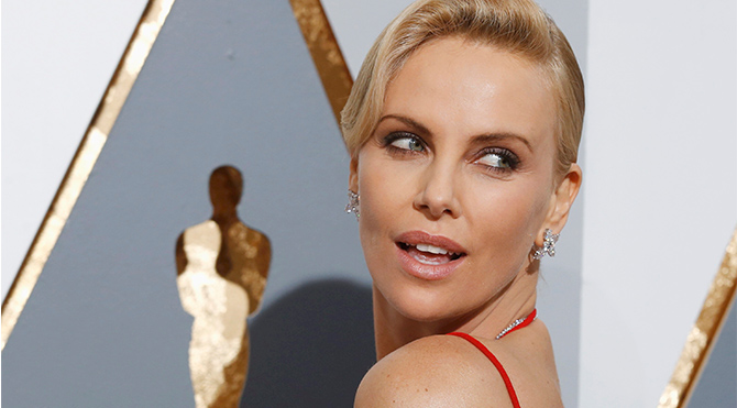 Charlize Theron Foto: Reuters