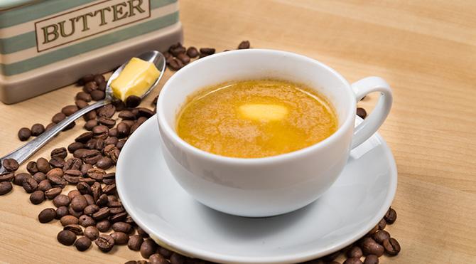 Tereyağlı kahve içerseniz ne olur?