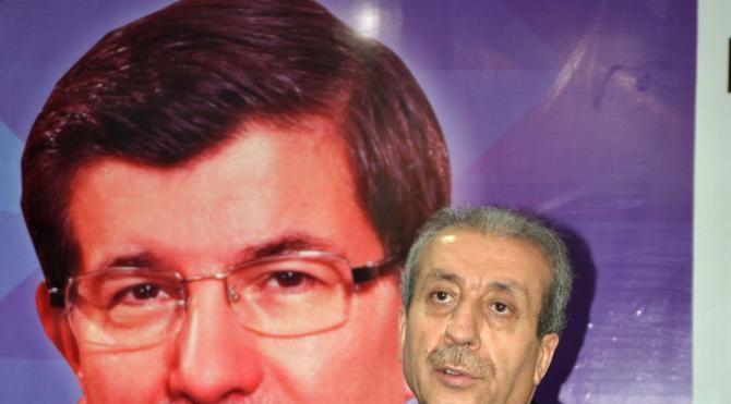 Ak Partili Eker: `Vatandaşlar PKK`nın eylemlerini desteklemiyor`