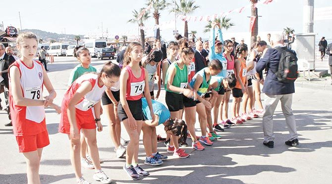 Yürüyüş Şampiyonası'nda Diyarbakır'dan 2 rekor