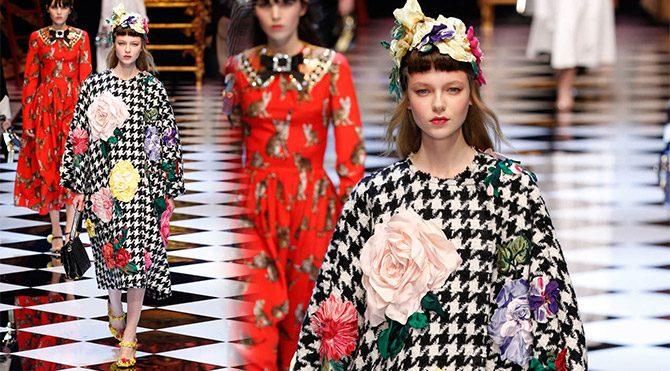 Dolce and Gabbana'dan sıradışı koleksiyon