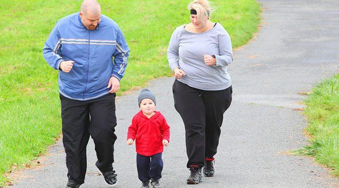 Fazla kilolarınızın nedeni babanız olabilir