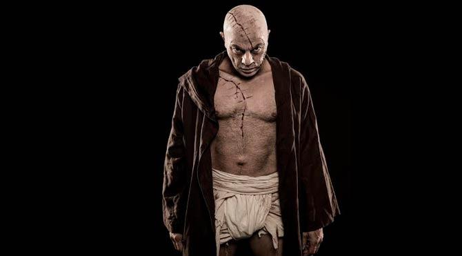 Frankenstein Ankara'yı ayağa kaldırdı