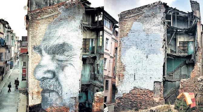 Türkiye'de sanat özgür değil