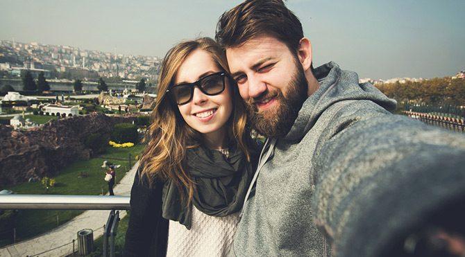 Türkler eşleriyle seyahati seviyor