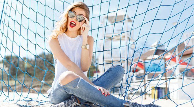 yırtk jean Foto: Shutterstock