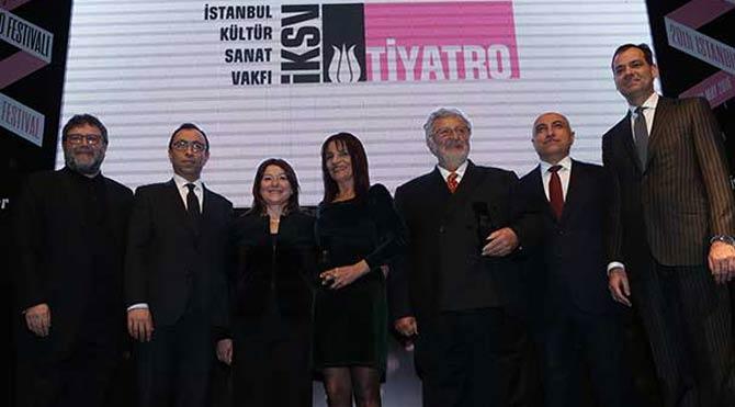 Onur Ödülleri Metin Akpınar ve Şahika Tekand'ın