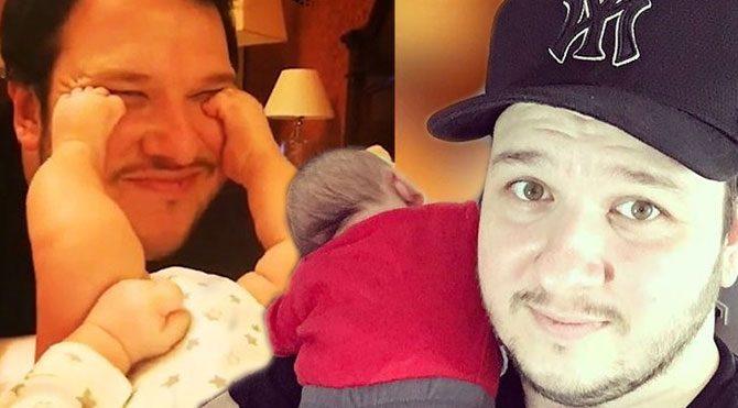 Şahan Gökbakar'ın oğluyla olan videosu rekor kırdı