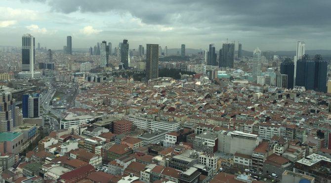 Müteahhitler: İstanbul artık bitti