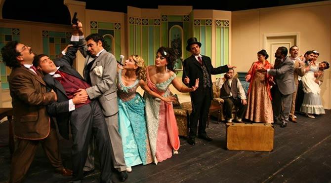 Şehir Tiyatroları'ndan 16 oyun