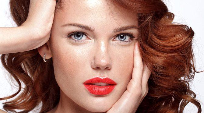 yağlı cilt Foto: Shutterstock