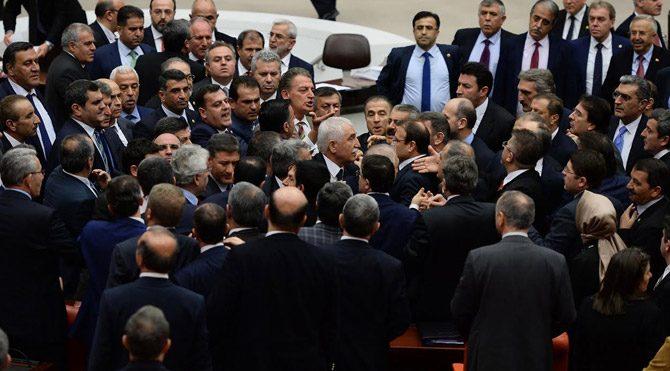 TBMM Genel Kurulu'nda 'Gezi' tartışması!