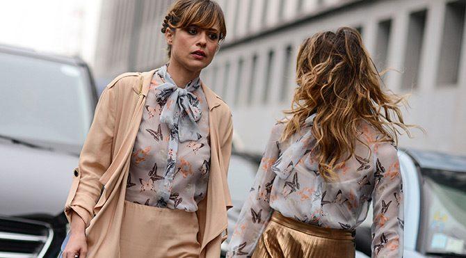 Sokak Stili: Milano Moda Haftası