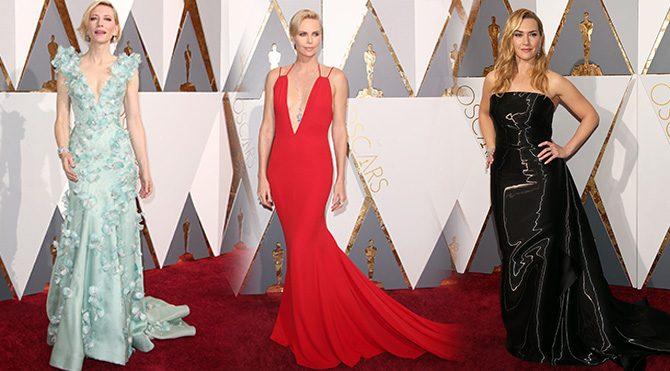 Bu da kıyafet Oscarları