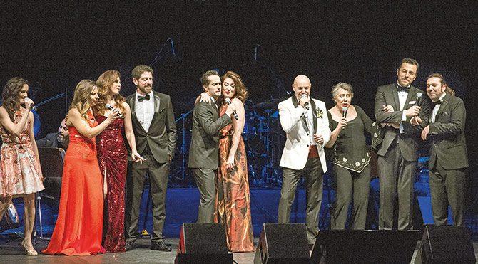 Çağan Irmak'tan unutulmaz konser