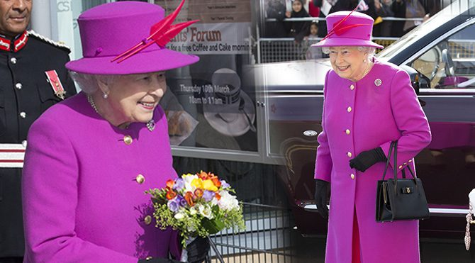 İngiltere Kraliçesi II. Elizabeth Foto: DepoPhotos