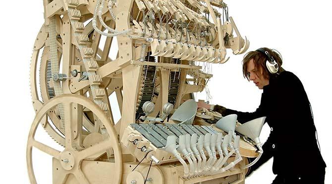 İnternetin yeni fenomeni 'müzik makinesi'