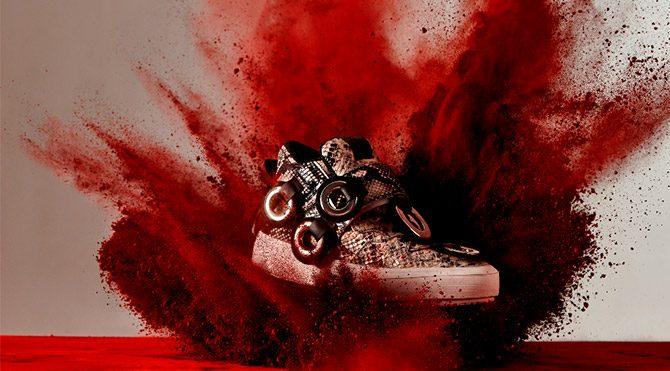 Sezonun hiti sneakerlar