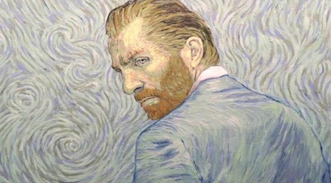 100 ressam 50 bin resimle Van Gogh filmi yaptı
