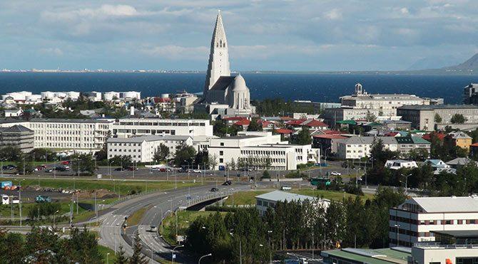 Kutup Bölgesi'ne en yakın başkent, Reykjavik