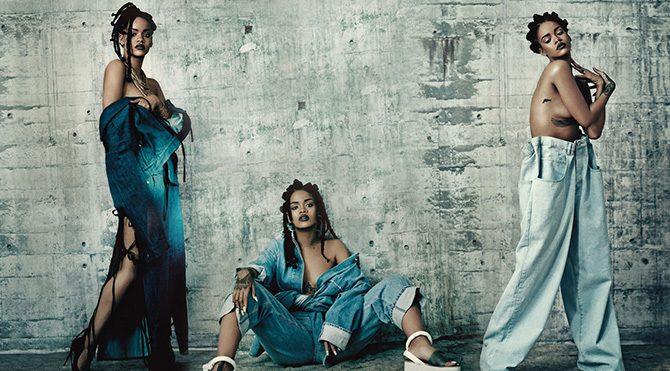 Seksi ayakkabıların yeni tasarımcısı Rihanna
