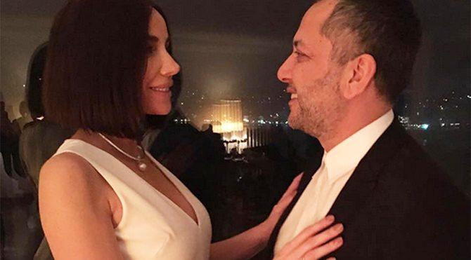 Gülşen sevgilisi Ozan Çolakoğlu ile söz yüzüklerini taktı