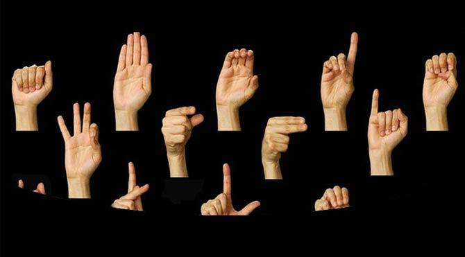 Samsun'da 'İşaret Dili Korosu' kuruldu
