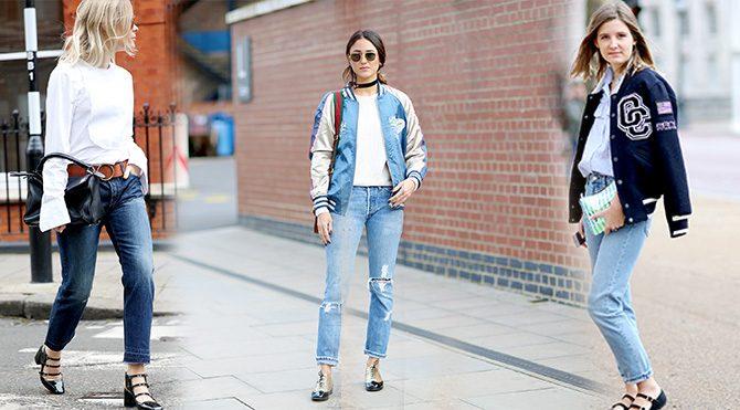 Londra Moda Haftası'nda sokak şıklığı