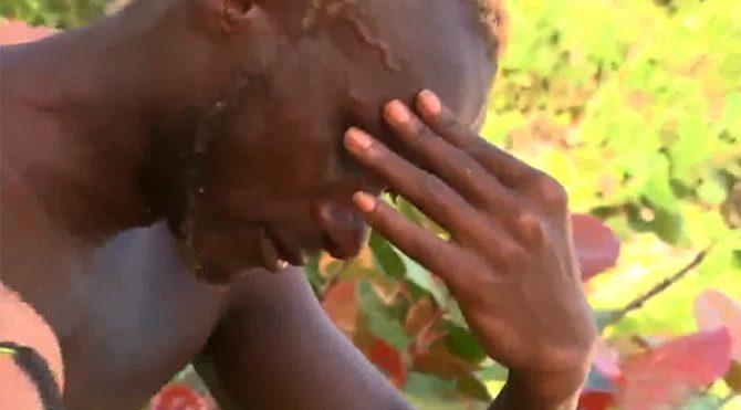 Yattara'nın gözyaşları