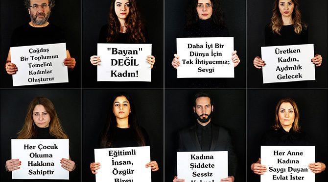 8 Mart Dünya Emekçi Kadınlar Günü Foto: Bülten