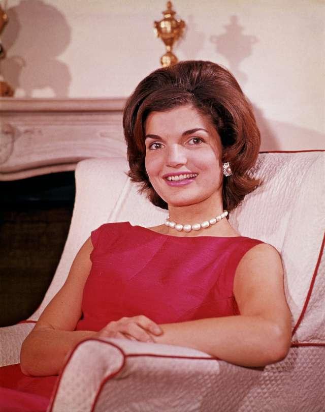 Jacqueline Kennedy Onassis Foto: Sosyal Medya