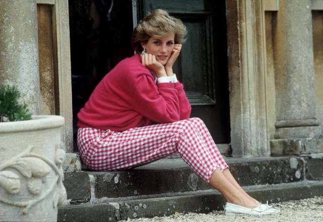 Prenses Diana Foto: Sosyal Medya
