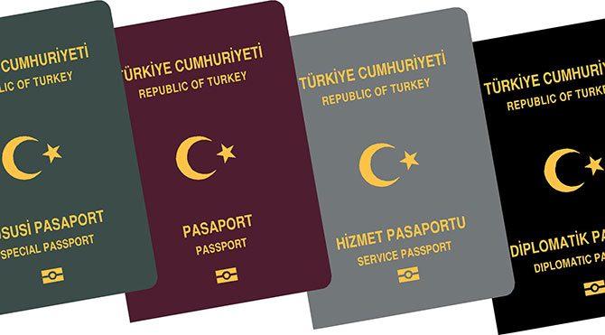Yeni pasaportlar için cüzdandan para çıkacak