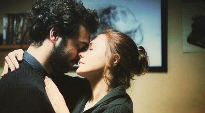 İlker Kaleli'den Burçin Terzioğlu'na romantik doğum günü mesajı