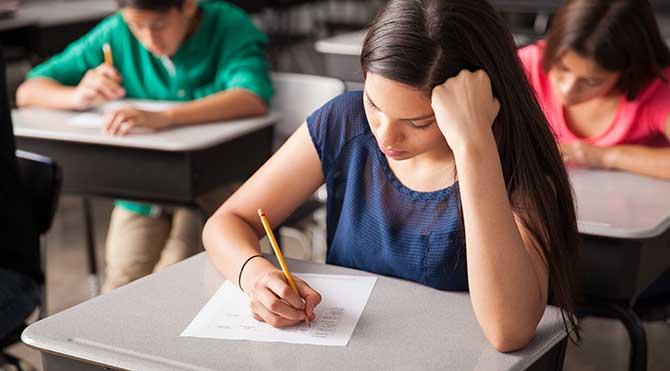 Sınav kaygısı YGS başarısını yenmesin!