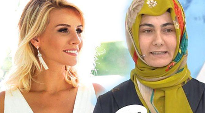 Esra Erol kovdu Nevruz Flash TV'de sunucu oldu