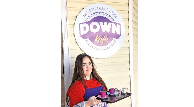 Down Cafe açıldı