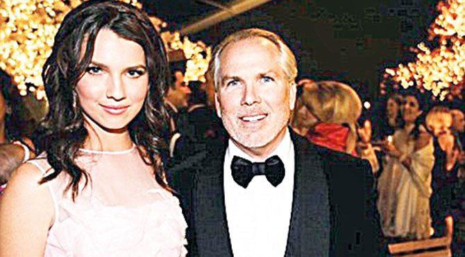 Kızına 6 milyon dolarlık parti düzenledi