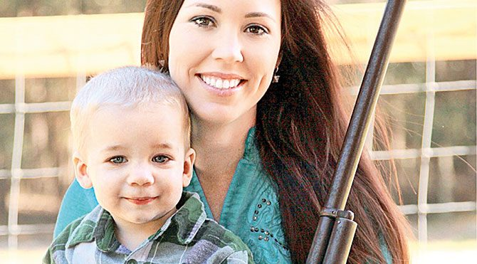 Silahsever annenin başına gelenler