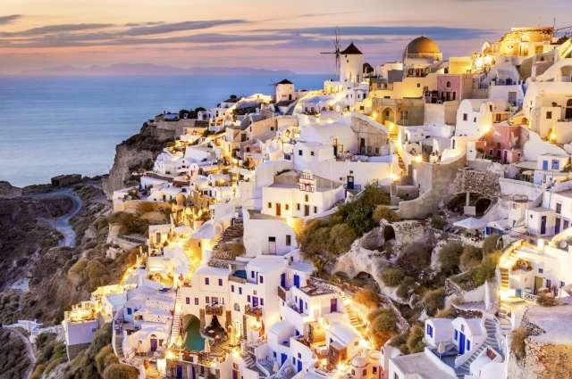 Santorini Foto: Bülten